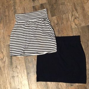 Victoria secret PINK mini skirts